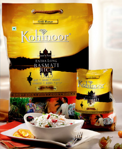 Kohinoor Gold Extra Long Basmati Rice | Buy Online at The Asian Cookshop.